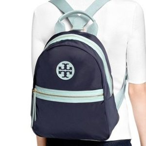 Tory Burch Soft Nylon Backpack